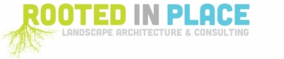 Rooted In Place Landscape Architecture & Consulting Logo