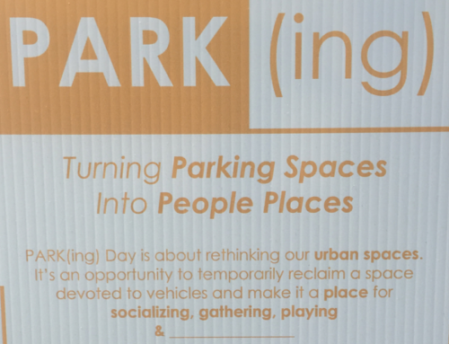 PARKing Day | Pop Up Nature Play