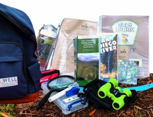 San Diego Check Out Nature Backback Program